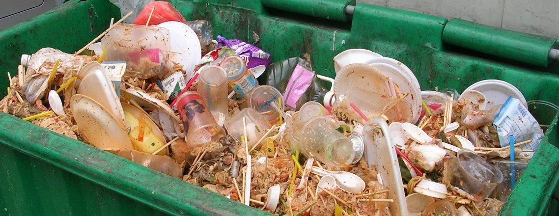 Plastic disposables in Singapore
