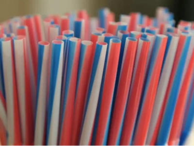 More than 270 F&B outlets to stop providing plastic straws by Jul 1. (Source: CNA)